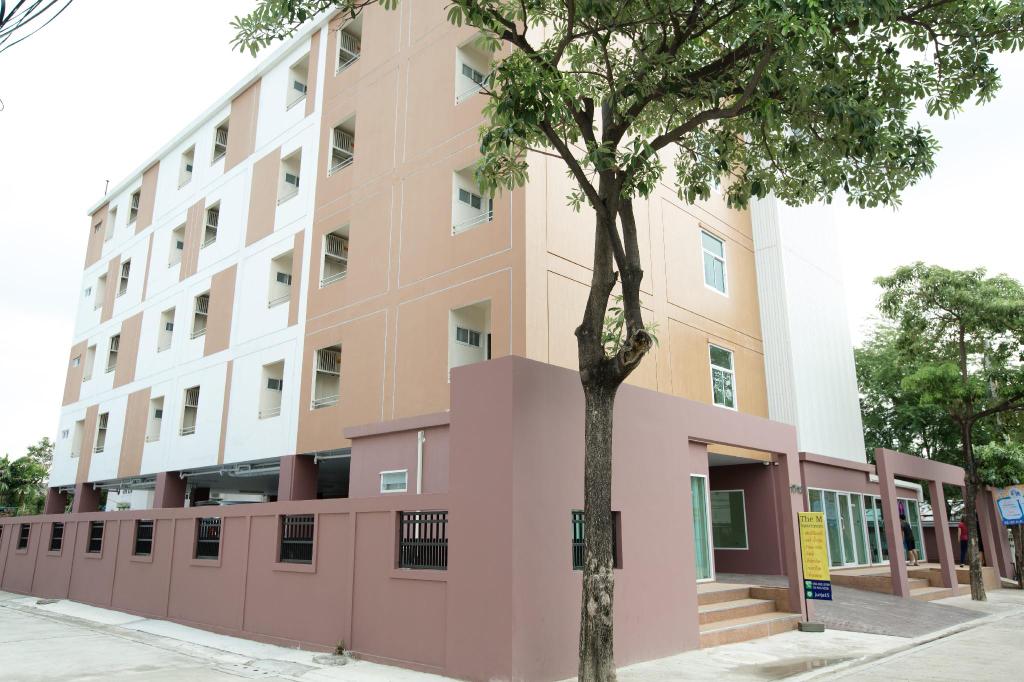 The M Apartment, Muang Nonthaburi