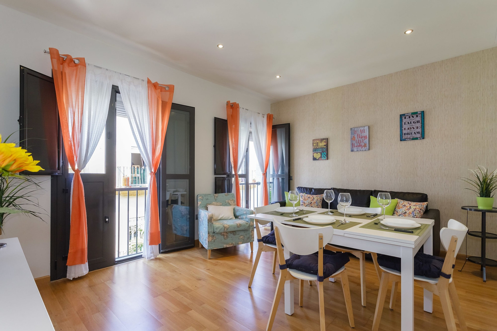 La Palma-Out apartamento, Cádiz