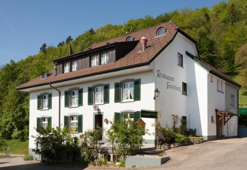 Landgasthof Farnsburg, Sissach