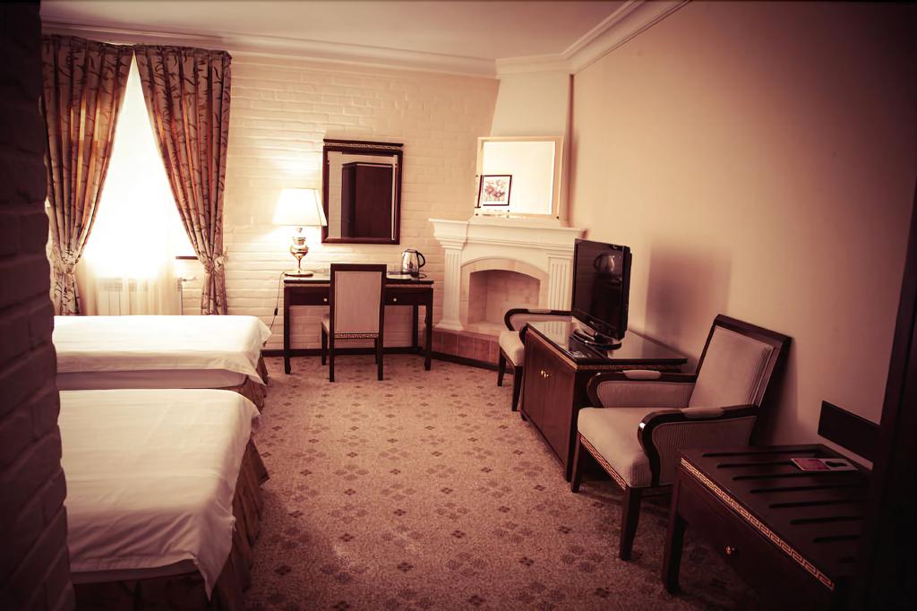 Samir Hotel, Tashkent City