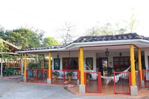 Los Guaduales Ecoparque, Totoró