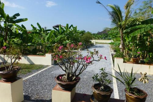 1 bedroom pool Villa Tropical fruit garden Fast Wifi Smart Tv, Phen