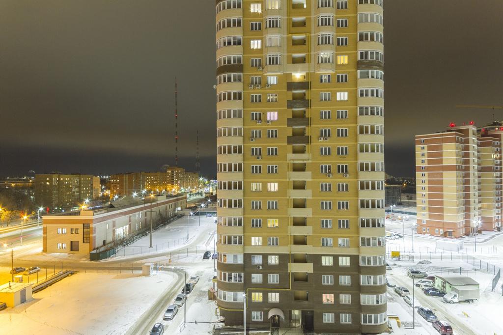 Apartments on Prospect Lenina 124, Tula