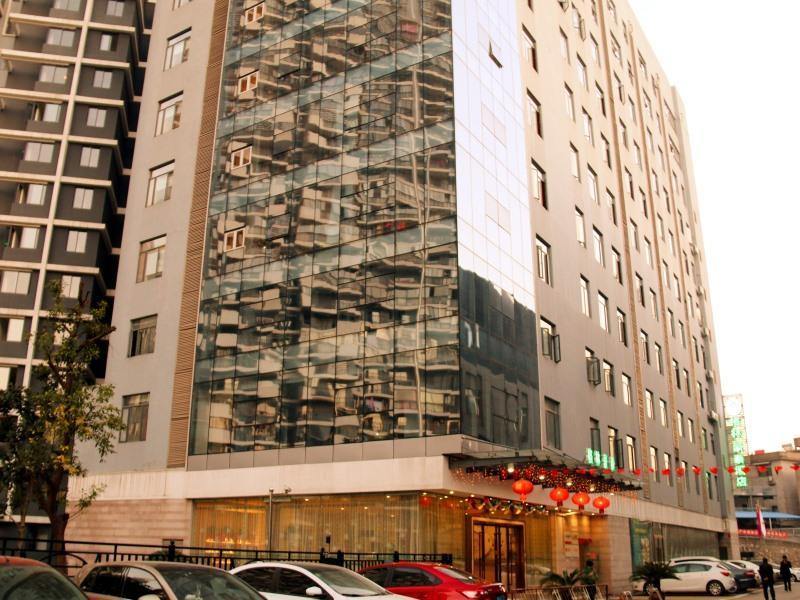 GreenTree Inn JinDeZhen People Square JinDin Business Hotel, Jingdezhen