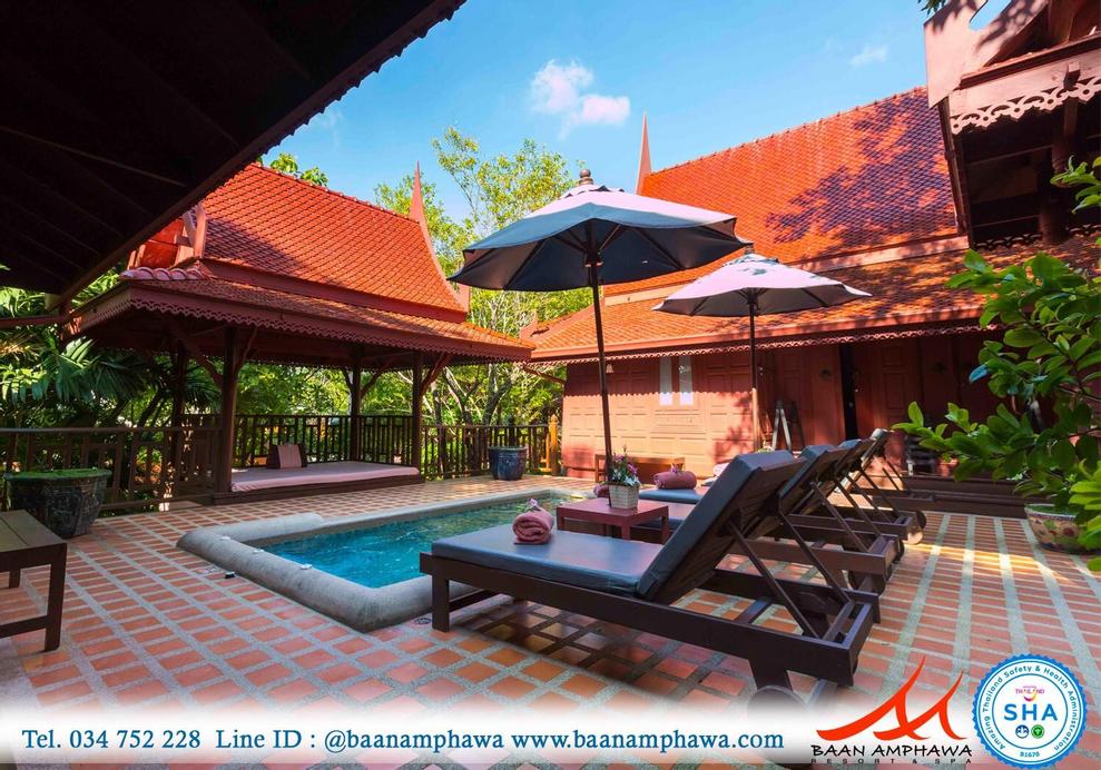 Baan Amphawa Resort and Spa (SHA Certified), Amphawa