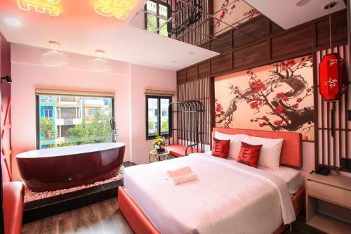 Eros Hotel, Phú Nhuận