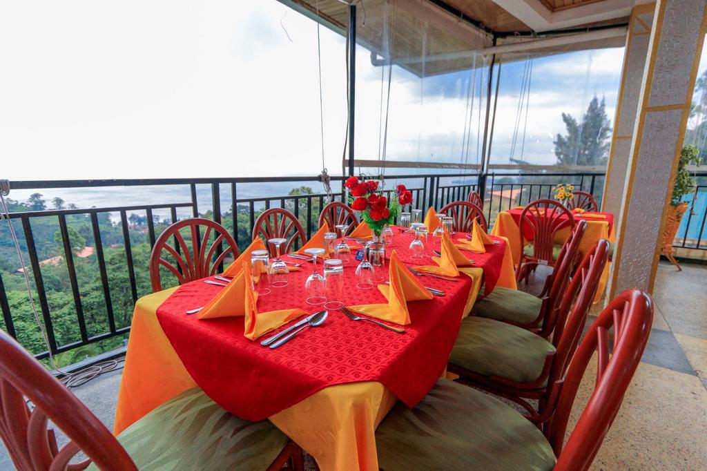 KIVU PEACE VIEW HOTEL, Rubavu