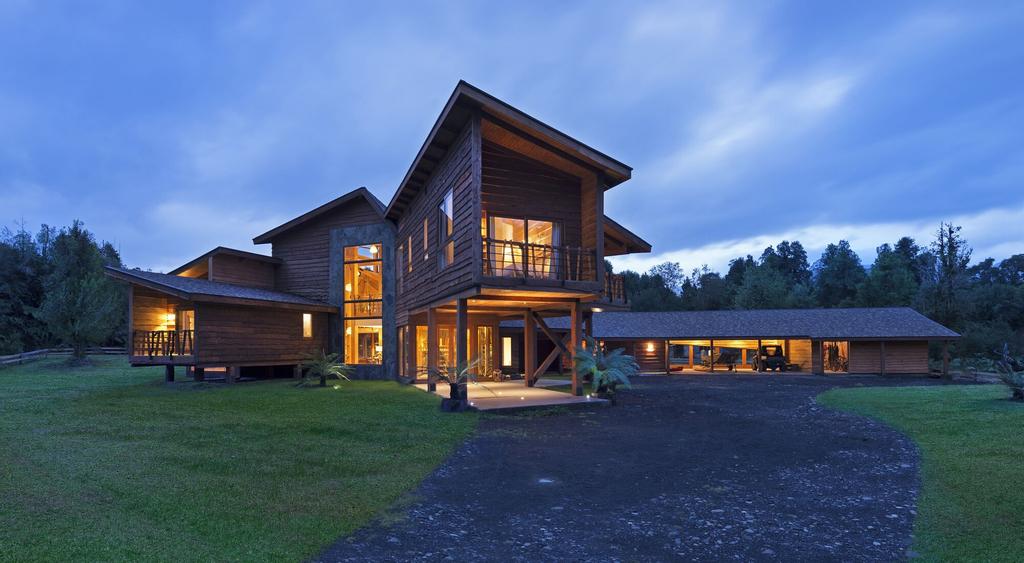 Melimoyu Lodge, Aisén