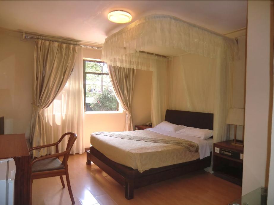 Fang Fang Hotel, Kampala