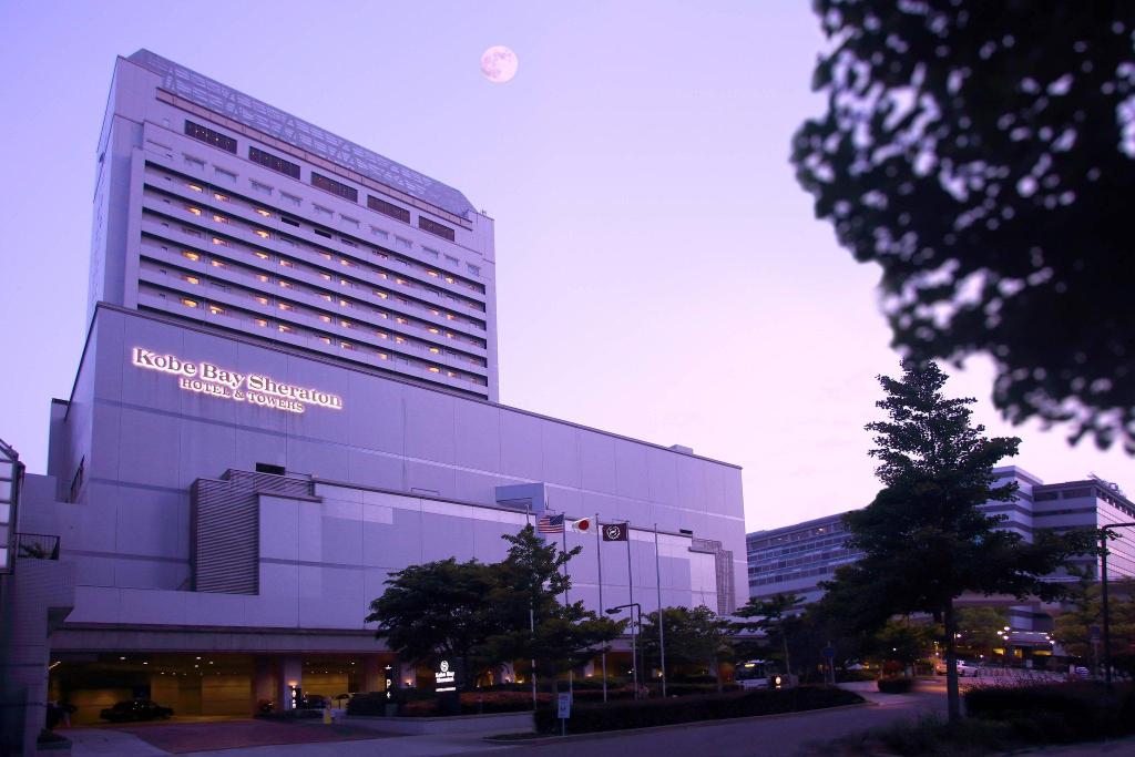 Kobe Bay Sheraton Hotel And Towers, Kobe