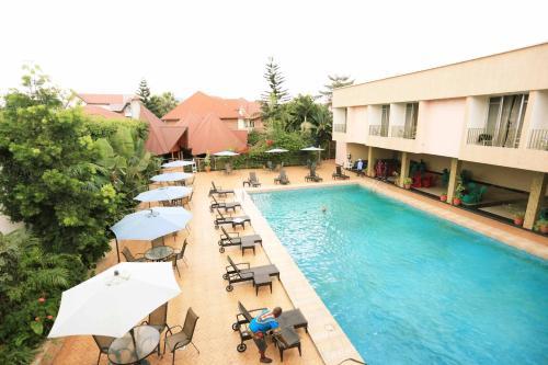 Mbiza Hotel, Rubavu