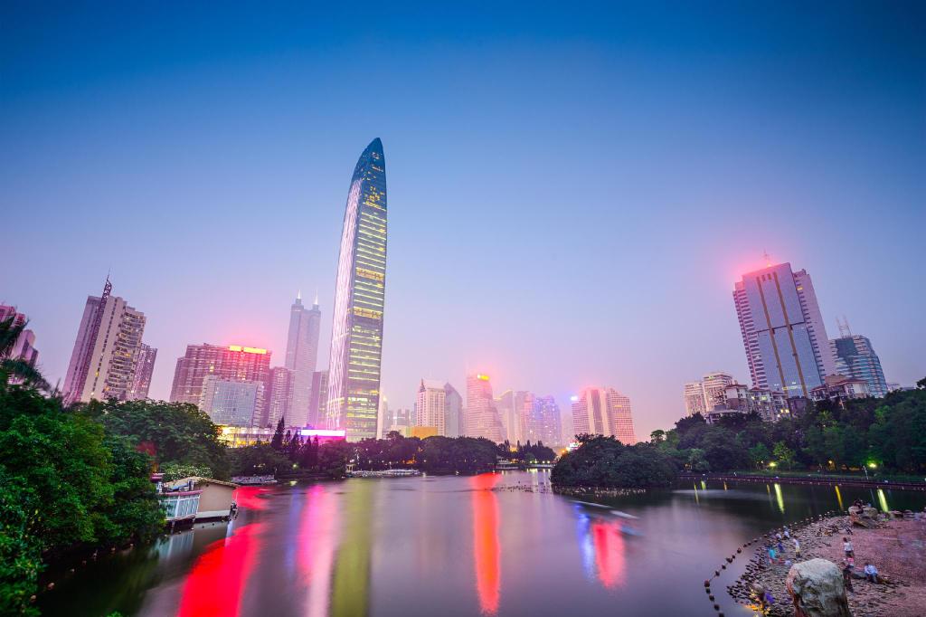 Dynasty Hotel (Shenzhen Futian Port), Shenzhen