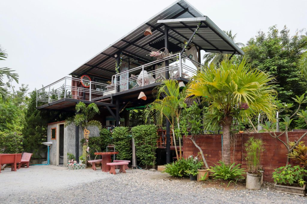 OYO 1011 Korkeaw Garden Home Resort, Khanom