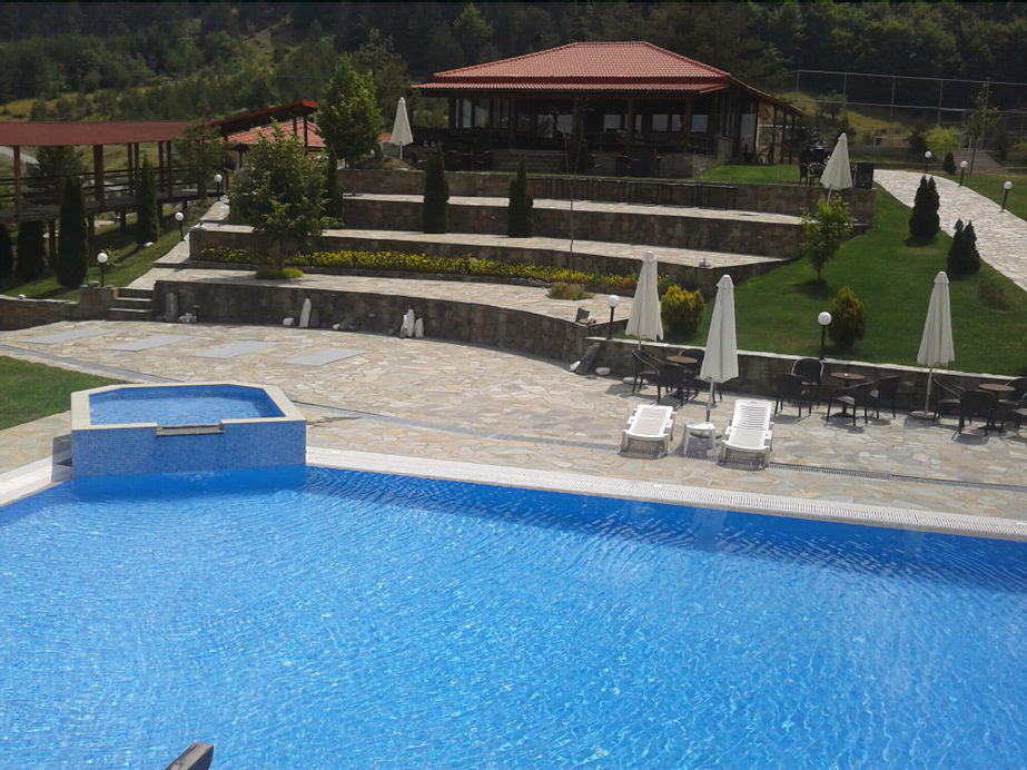 Pindos Palace, West Macedonia