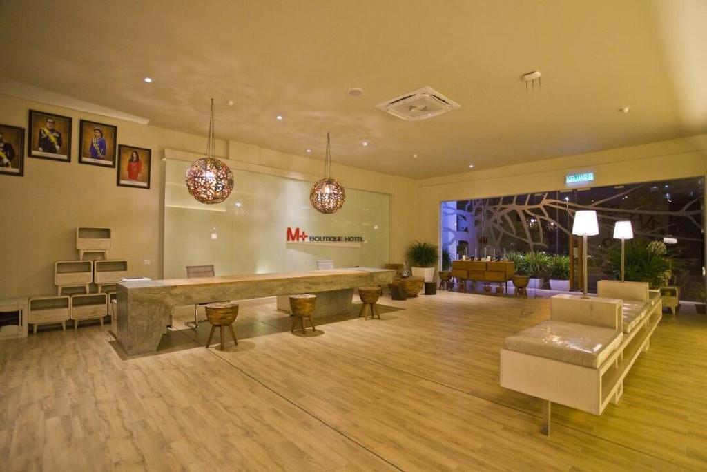 M+ Boutique Hotel, Johor Bahru