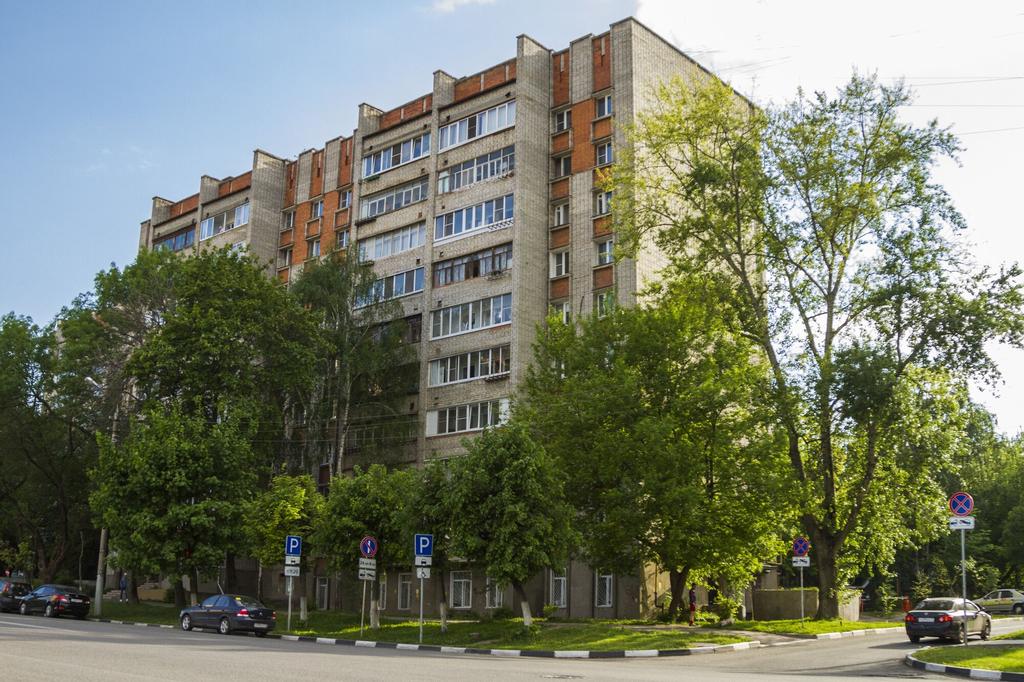 Apartment on Frunze 14, Tula
