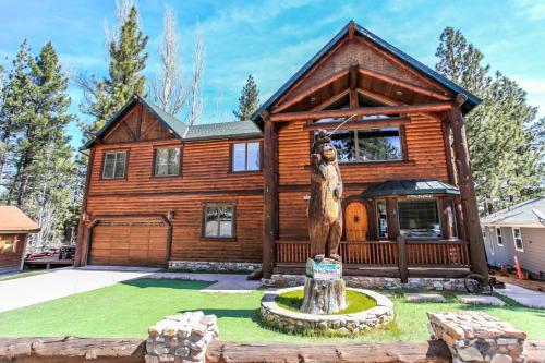 Casa De Oso Lakefront, San Bernardino