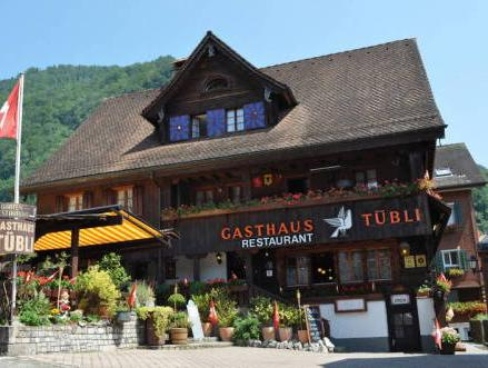 Gasthaus Tubli Gersau, Nidwalden