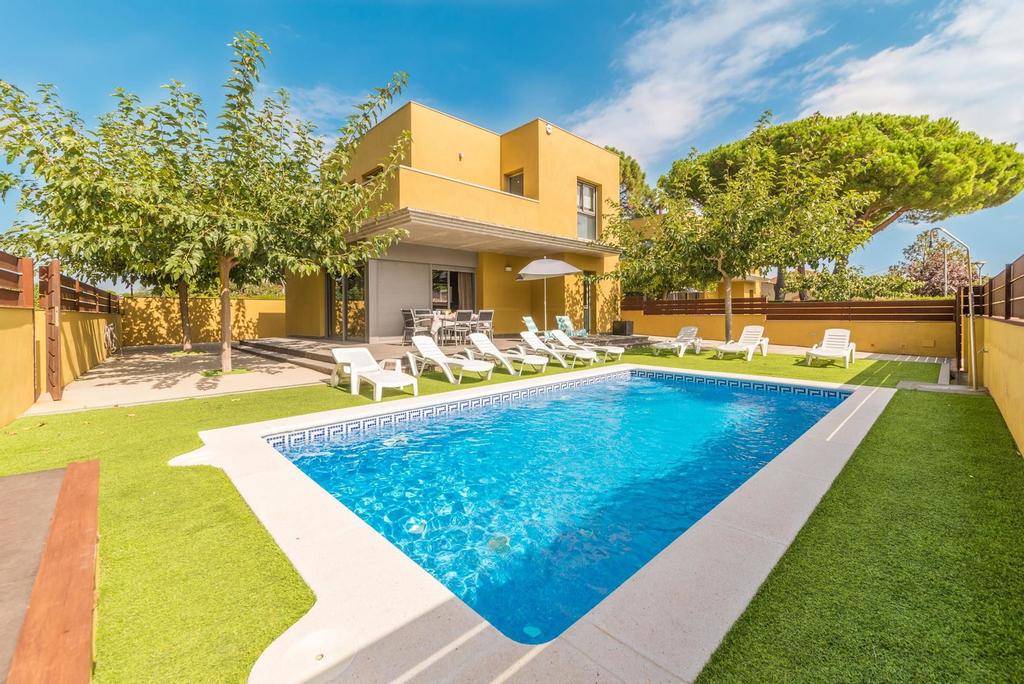Villa Alegria, Girona