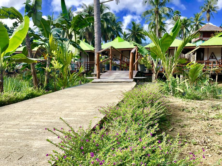 Villa Milanel Port Barton, San Vicente