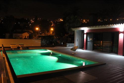 Casa Maravilha, Santa Cruz