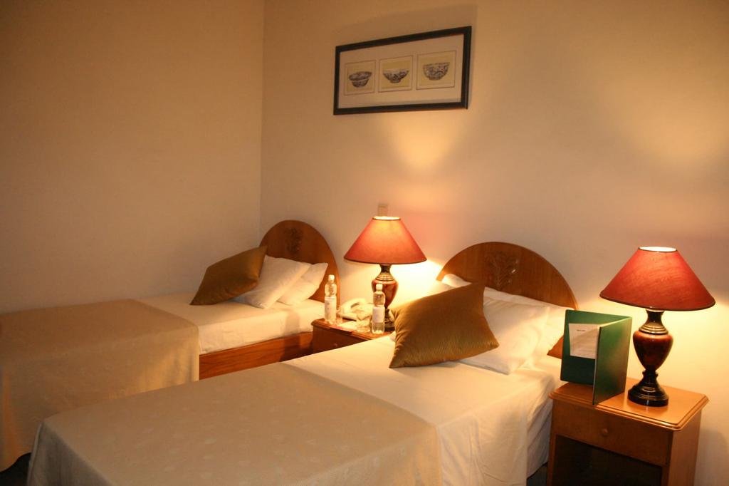 Sunshine Hotel, Asmara City