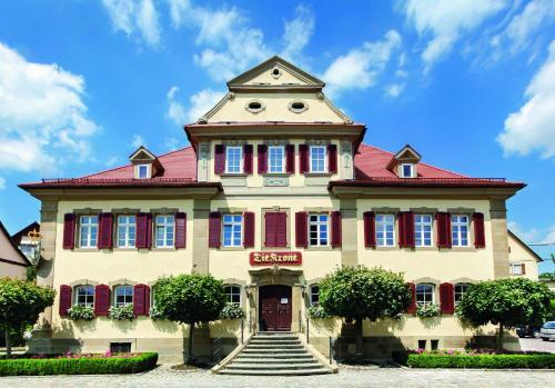 Gasthof Die Krone, Schwäbisch Hall
