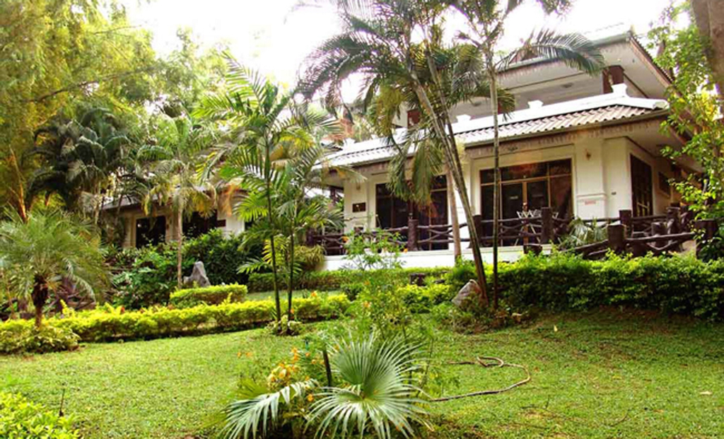 Banrimkwae Paerimnam Resort, Sai Yok