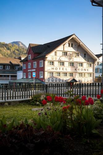 Hotel- Restaurant Krone, Appenzell Ausserrhoden