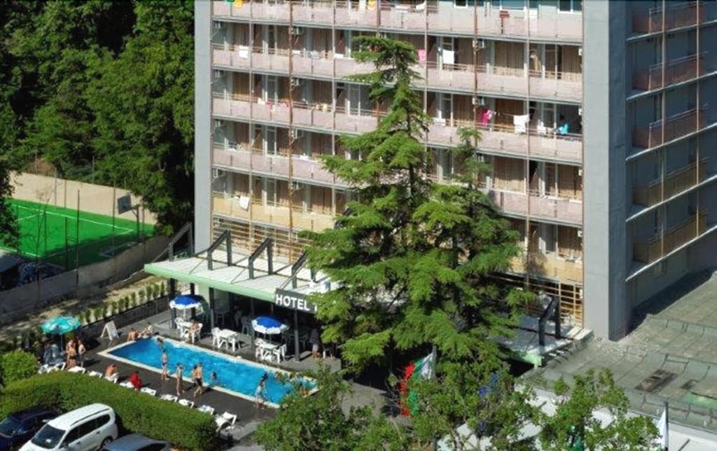 Tsarevets Hotel, Varna