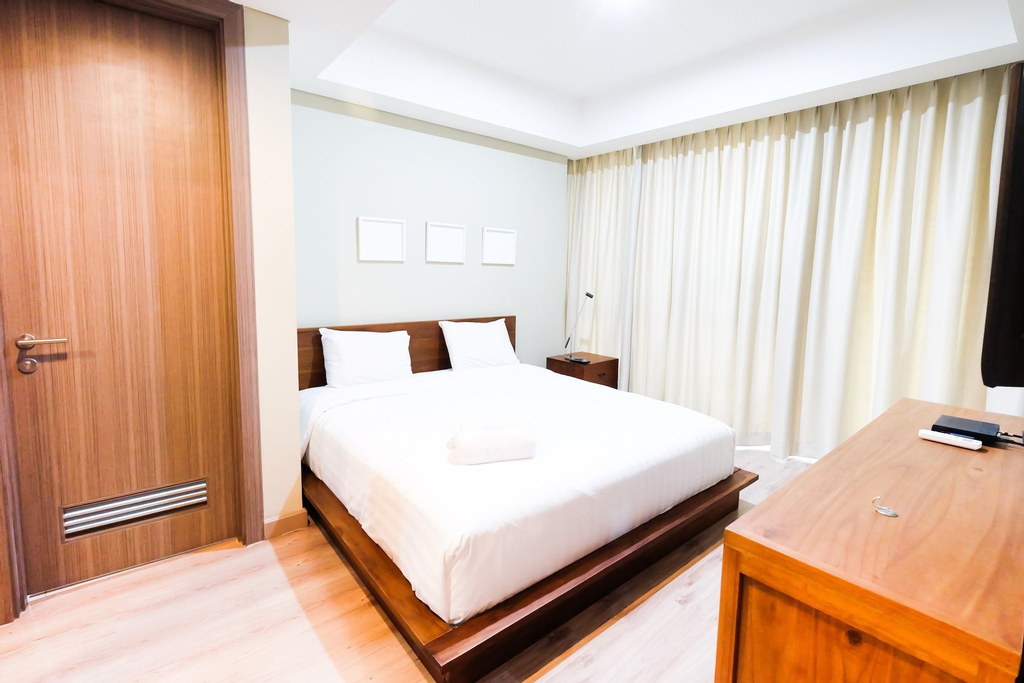 Luxurious 2BR St. Moritz Puri Apartment with Private Lift, Jakarta Barat