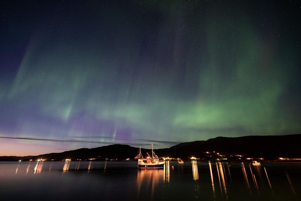 Camp Aurora, Karlsøy