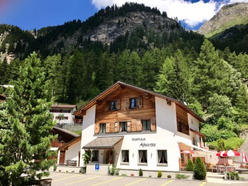 Gasthaus Alpenrose, Hinterrhein