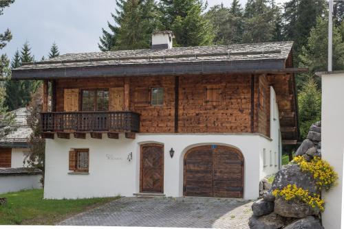 Casa Fontanivas, Surselva