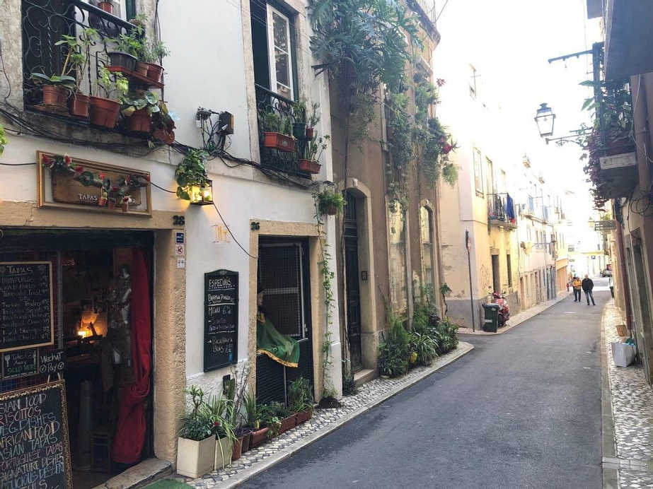 Perfect Historic Center Apartment, Lisboa