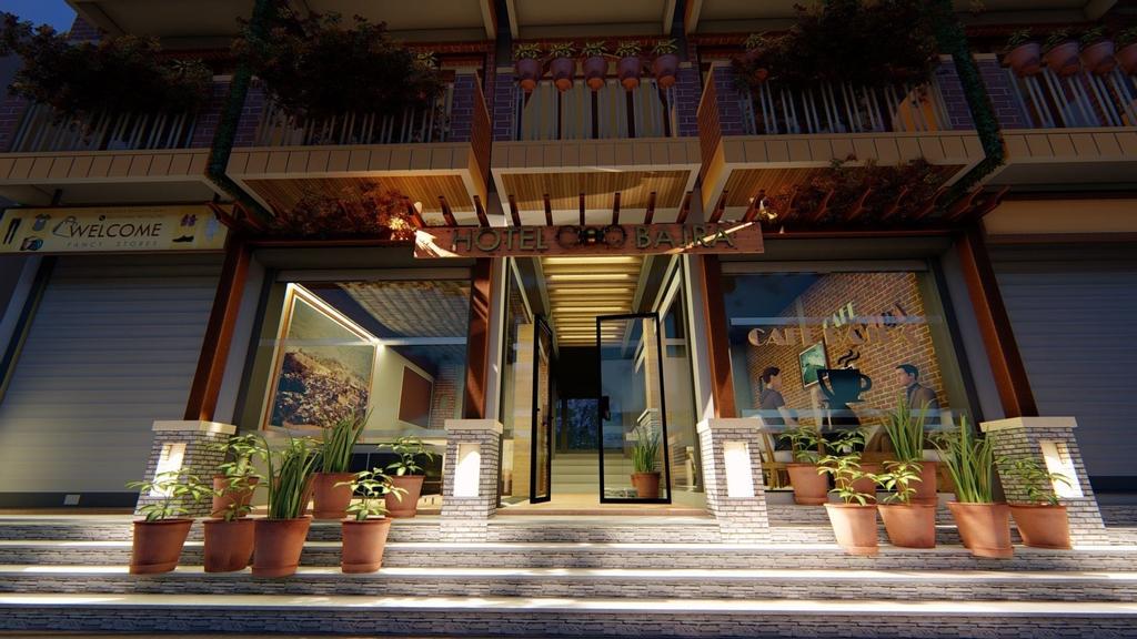 Hotel Bajra, Lumbini