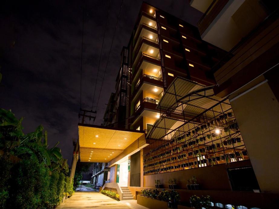 iChapter Hotel Suvarnabhumi, Bang Plee