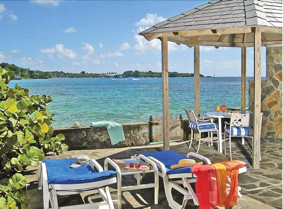 Young Island Resort,