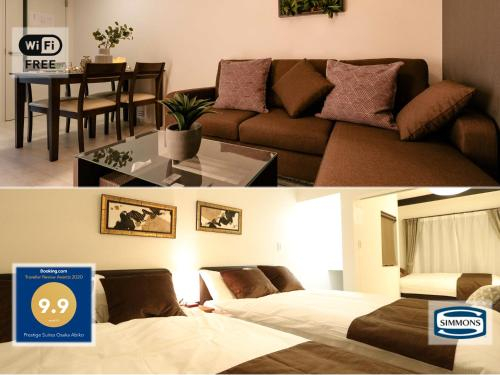 Prestige Suites Osaka Abiko, Osaka