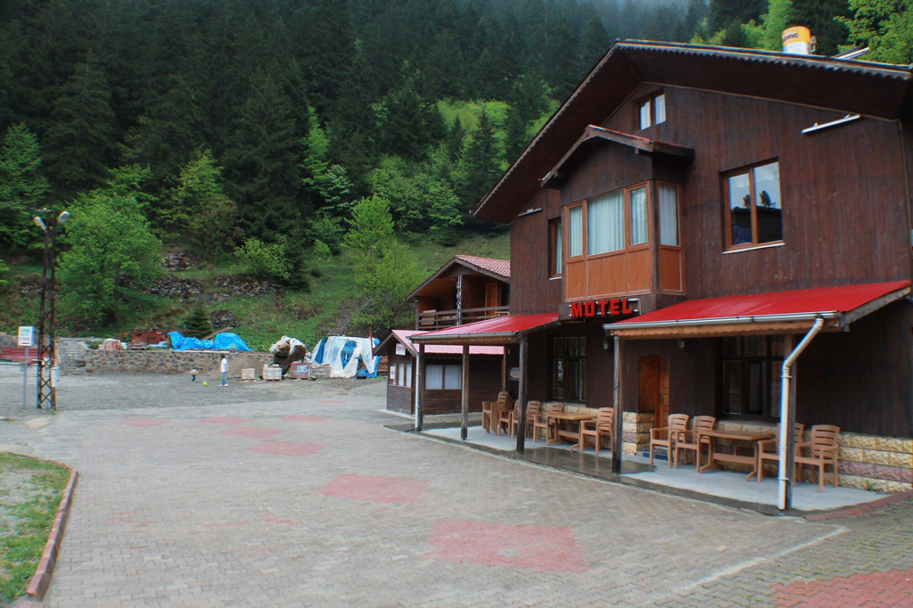 Uzungol Motel, Çaykara