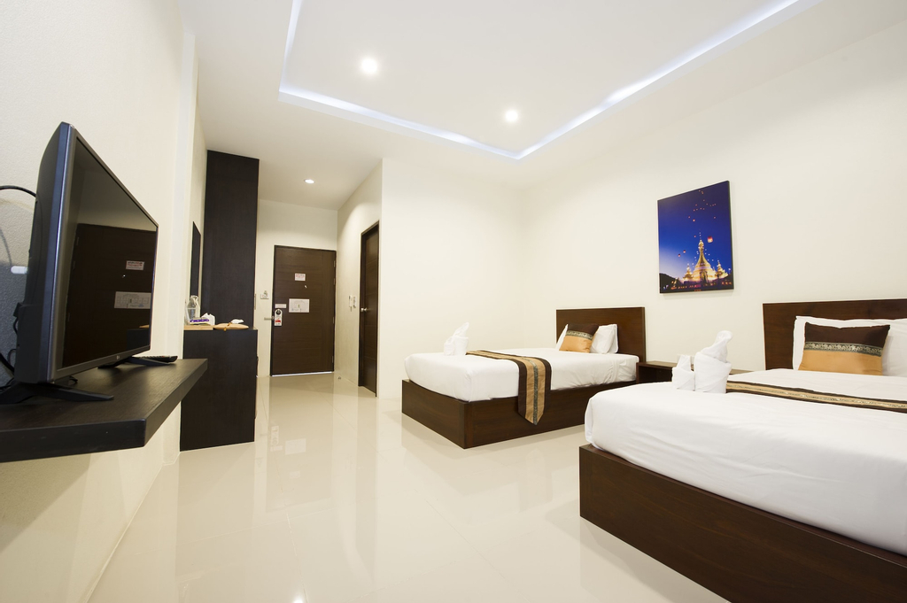 Green Mountain Resort, Muang Mae Hong Son