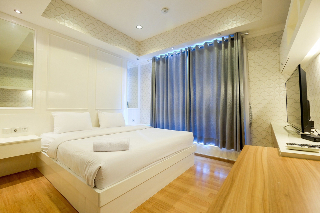 2BR with Study Room at Casa Grande Apartment, South Jakarta