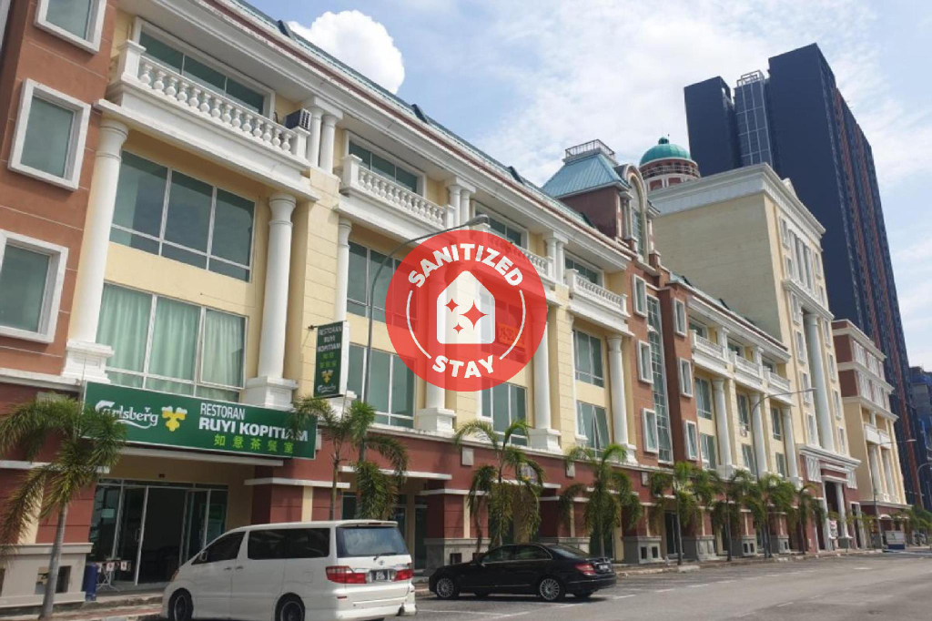 Spot On 89753 Sohotel, Klang