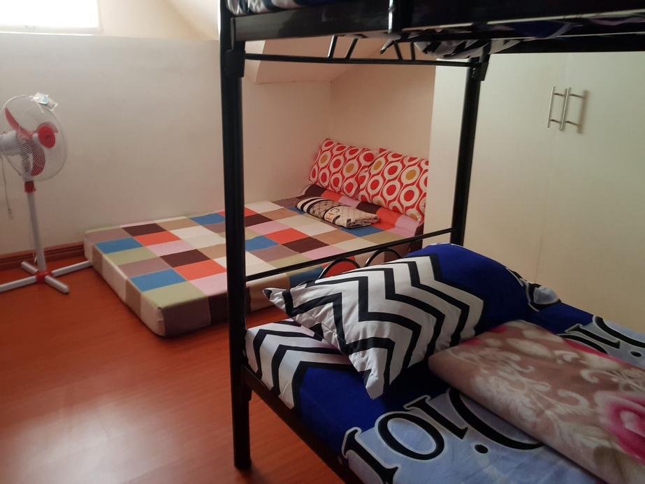 Unit 6  4BR Wanay Apartment, Baguio City