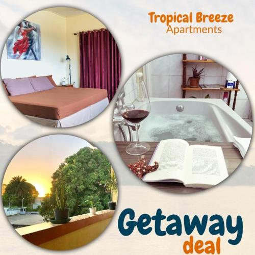 Tropical Breeze Apartments, Centrum