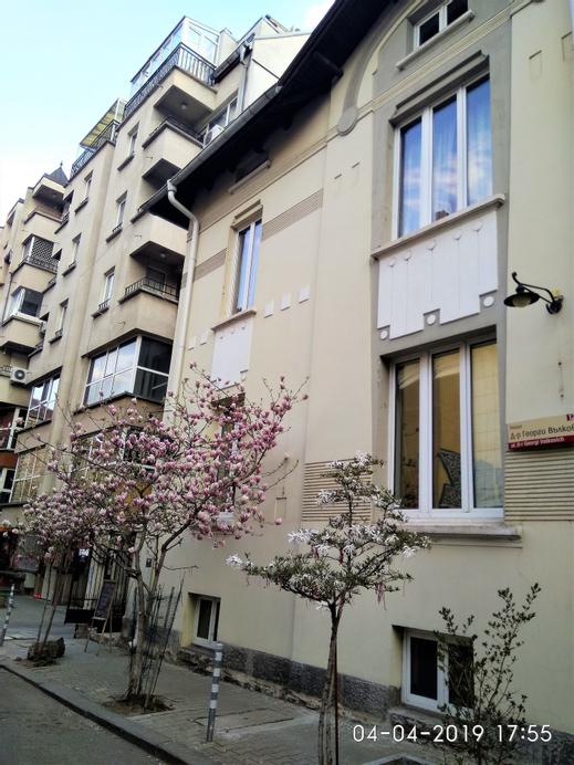 Baratero City Corner II Apartment, Stolichna