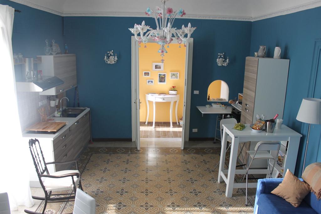 Suite De La Rosa, Palermo