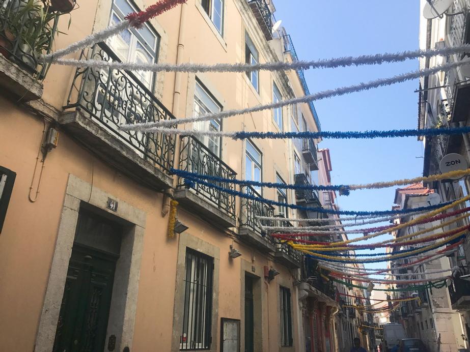 Bairro Alto Yellow by Homing, Lisboa