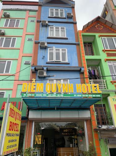Nha nghi Diem Quynh Noi Bai, Sóc Sơn