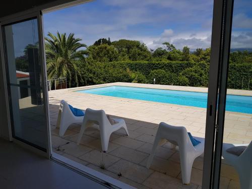 Beautiful Green View House, Ribeira Grande